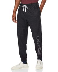 Calvin Klein Jogger Pantalon - Noir