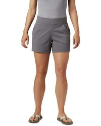 Columbia Anytime Casual Shorts - Grey