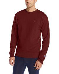 Champion - Powerblend Pullover Sweatshirt - Lyst