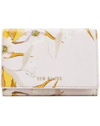 Ted Baker Topan Wallet Rose - Pink