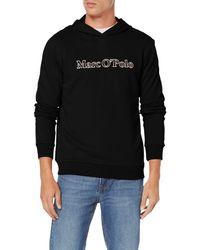 Marc O'polo 927412454244 Sweatshirt - Black