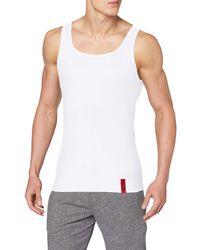 HUGO Tank Top Hero Vest - White