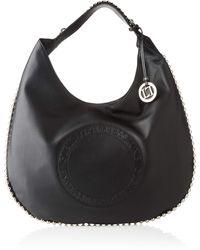 Guess - Eve, Shoppers y bolsos de hombro Mujer, Negro - Lyst