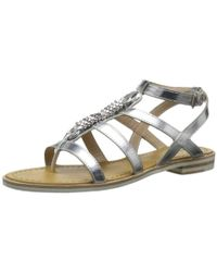 French Connection Harmony, Ankle - Metallic