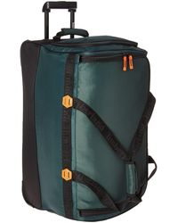Timberland Wheeled Duffle 26 Inch Lightweight Rolling Luggage Travel Bag Suitcase - Green