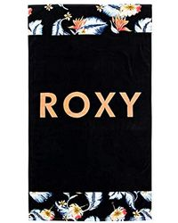 Roxy Serviette de plage - Noir