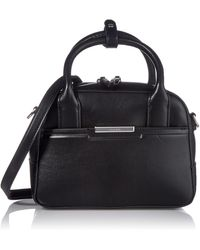 Calvin Klein Focused Bowling Bag Sm Duffle - Black