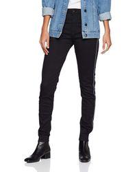 Pepe Jeans LOLA HIGH CHARM Skinny Jeans - Schwarz