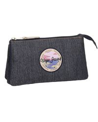 Pepe Jeans Trousse 3 compartiments Yelena - Multicolore