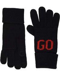HUGO W 18 Gloves - Black