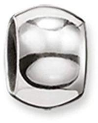 Thomas Sabo Ciondolo Argento 925 - Metallizzato