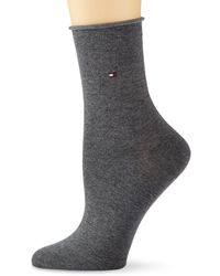 Tommy Hilfiger 443029001 Calcetines - Gris