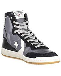 Converse Erwachsene Lifestyle Fastbreak Hi Sneakers, weiß - Mehrfarbig