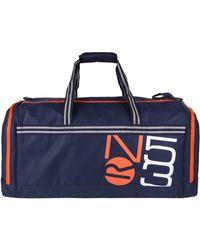 Regatta S & S Burford 60l Padded Adjustable Gym Duffle Bag - Blue