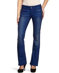 G-Star RAW Lynn Bootcut Jeans - Blue