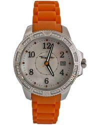 Thomas Sabo Glam & Soul Watch White/orange Wa0117-236-202 - Multicolour