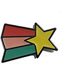 Kipling Rainbow Star PIN Porte-clés, 0 cm, 0.01 liters - Multicolore