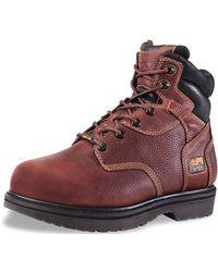 "Timberland - 6"" Internal Metguard Boot,brown,13 M - Lyst"