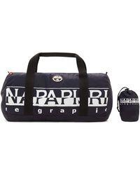 Napapijri Bags Sac de Sport Grand Format - Bleu
