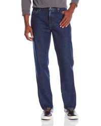 Wrangler Herren Jeans - Blau