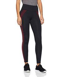 Esprit Sports 108ei1b002, Leggings Sportivi Donna, Nero (Black 001), W23 (Taglia Produttore: Large)