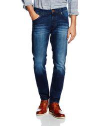 Wrangler Boyton W16E8282T, Jeans Uomo, Blu (Blaze), 30/32(UK)