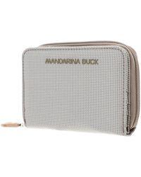 Mandarina Duck MD20 S Purse Irish Cream - Natur
