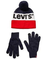 Levi's - Sportswear Logo Giftset, Gants Homme - Lyst