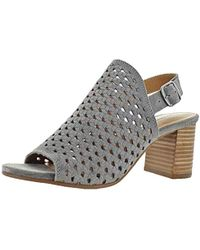 Lucky Brand Verazino Heeled Sandal - Multicolor