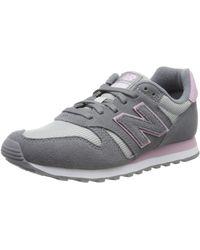 New Balance - 373 Grau Rosa Sneakers - Lyst