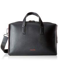 Calvin Klein - K50k503924 Double Edge Shoulder - Lyst