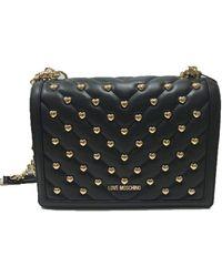 Love Moschino Jc4233pp0a Cross-body Bag - Black