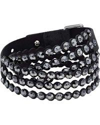 Swarovski Bracelet Power Collection - Noir