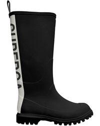 Superga Scarpe 799 Rubber Boots Lettering TG 39 cod S00G700-999 - Nero