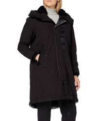 G-Star RAW - HDD Pdd Fishtail Parka Wmn - Lyst