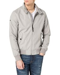 Superdry - Iconic Harrington Jacket - Lyst