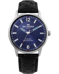Ben Sherman Montres Bracelet WB029BU - Bleu