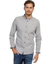 Tom Tailor - Floyd clean printpackage Shirt Freizeithemd - Lyst