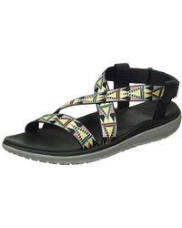 242f75305517e Terra-float Livia Sports And Outdoor Lifestyle Sandal - Black