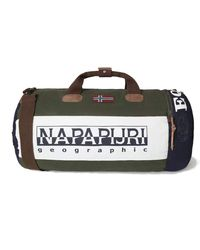 Napapijri Hering Duffle 2 Np0a4eud Bags Green Uni