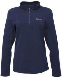 Regatta Sweethart Outdoor Classics Walking Fleece Navy 12 Uk - Blue