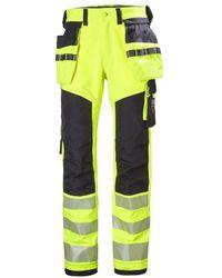 Helly Hansen Bosses Trousers - Yellow