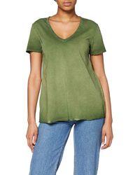 Desigual TS_Africa Rock Camiseta - Verde