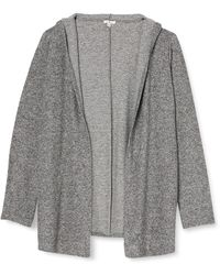 Tom Tailor Kapuzen Pullover - Grau