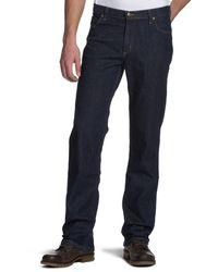 Lee Jeans Brooklyn Comfort Jeans - Blau