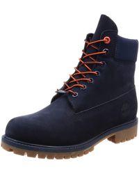 Timberland Icon 6Inch Premium Boot - Blau