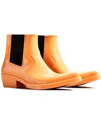 Calvin Klein CK Jeans Cole Ankle Boot - Arancione