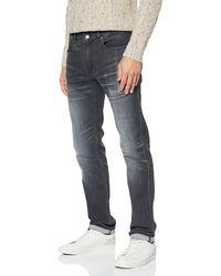 HUGO 708 Slim Jeans - Grey