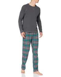 Esprit Xhanty Nw Ocs Pyjama Longsleeve Pyjama Set - Grey
