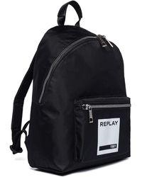 Replay Fu3062.000.a0021b Adults' Backpack - Black